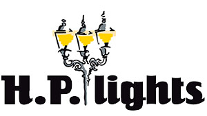 logo HP lights